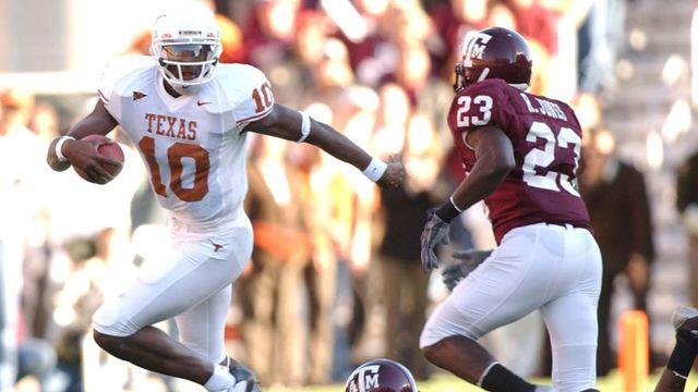 Texas Longhorns vs. Texas A&M Aggies (ESPN Classic Football)