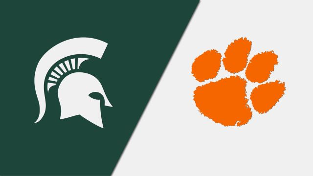 Michigan State vs. Clemson (Softball)