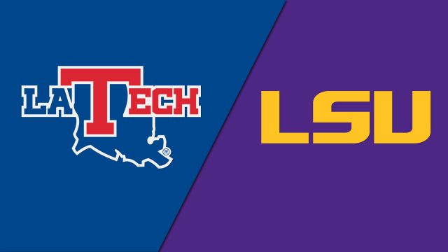 Louisiana Tech vs. #12 LSU (Baseball)
