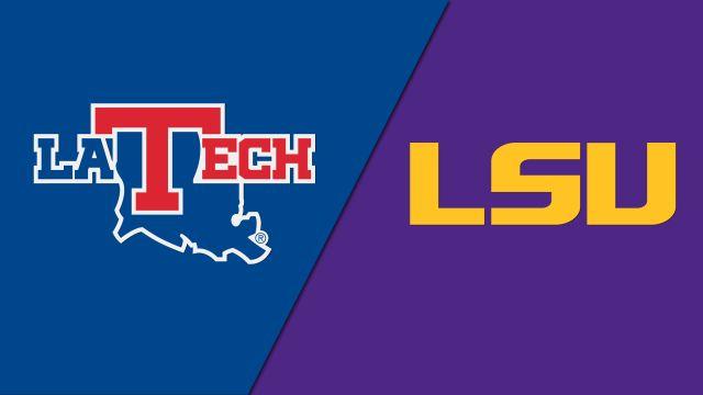 Louisiana Tech vs. #12 LSU (Baseball)