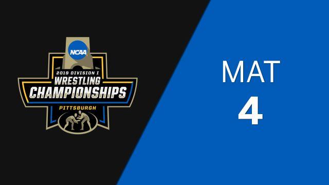NCAA Wrestling Championship (Mat 4, Quarterfinals) (Wrestling)