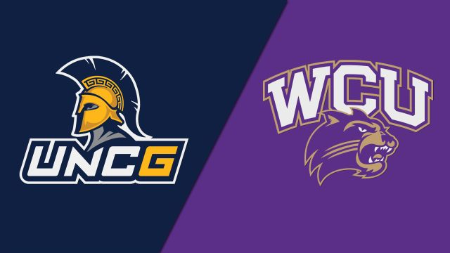 UNC Greensboro vs. Western Carolina (W Volleyball)
