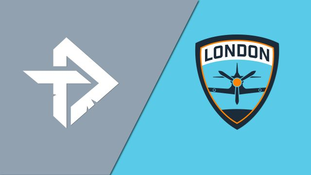 Toronto Defiant vs. London Spitfire (Esports)