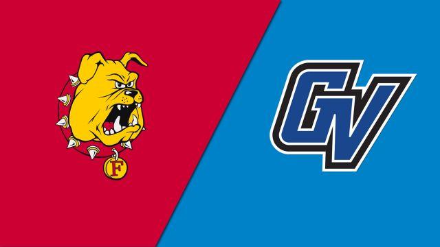 Ferris State vs. Grand Valley State (Quarterfinal) (W Soccer)