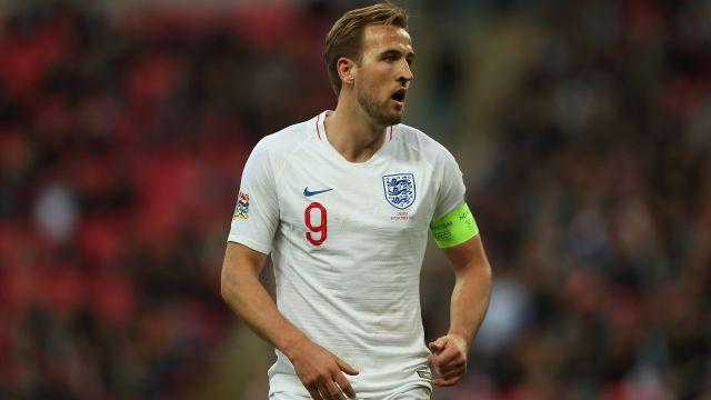 England vs. Czech Republic (UEFA European Qualifiers)