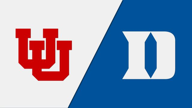 Utah vs. #2 Duke (M Lacrosse)