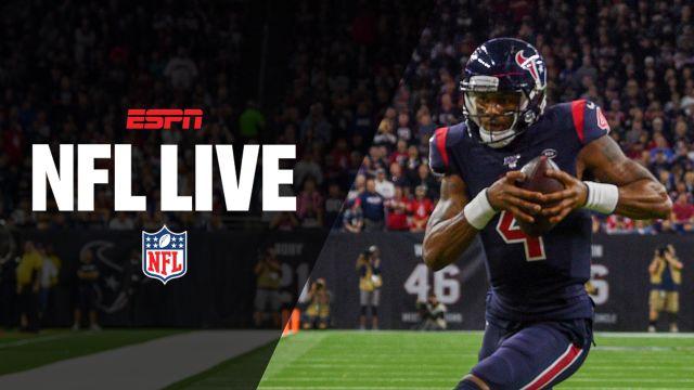 Mon, 12/2 - NFL Live
