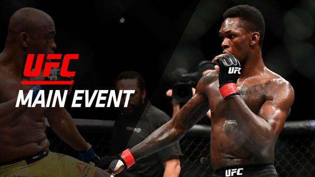 UFC Main Event Adesanya vs. Silva