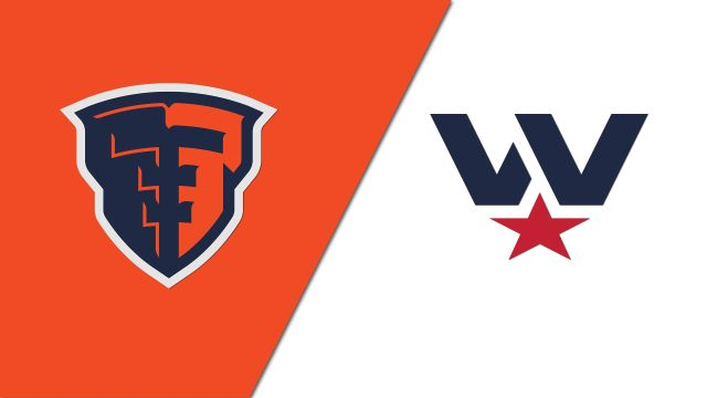 Albany Empire vs. Washington Valor