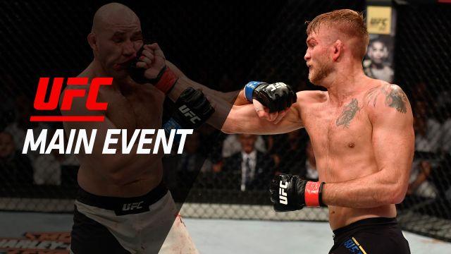UFC Main Event: Gustafsson vs. Teixeira