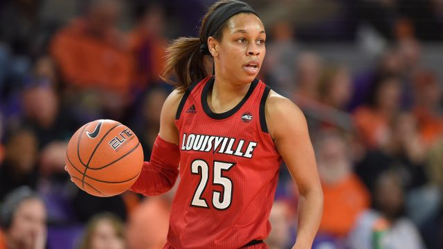 Louisville vs. Virginia (W Basketball)