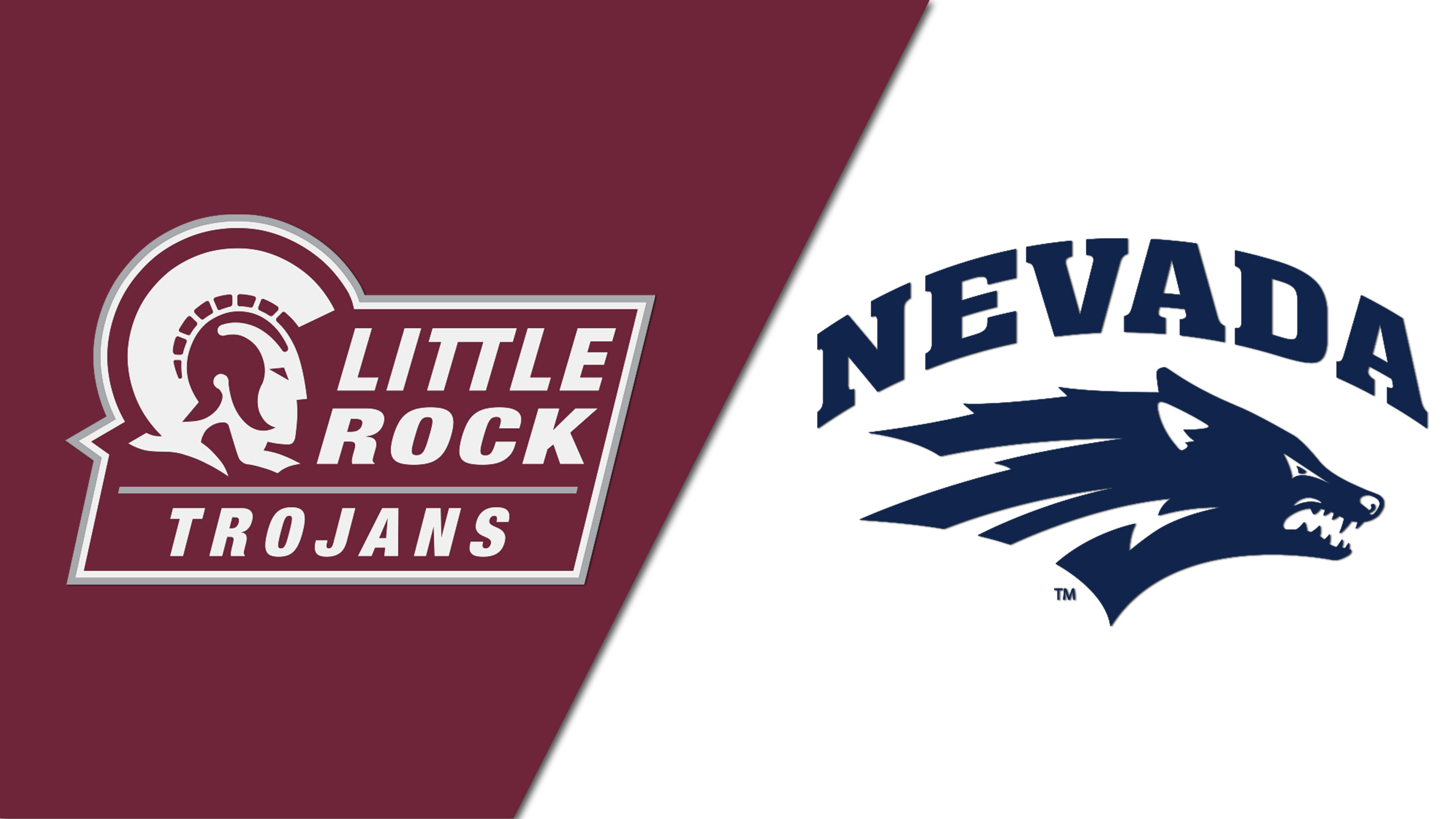 Little Rock vs. #6 Nevada (M Basketball)