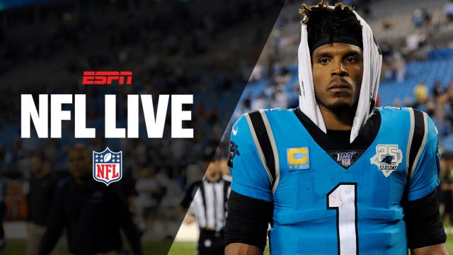 Fri, 9/20 - NFL Live