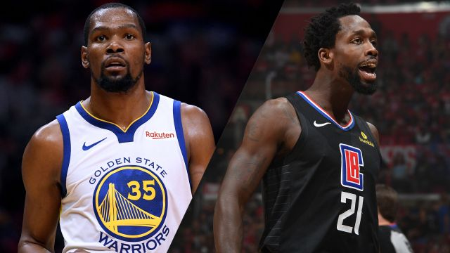 Golden State Warriors vs. Los Angeles Clippers (First Round, Game 4)