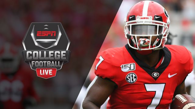 Wed, 9/18 - College Football Live