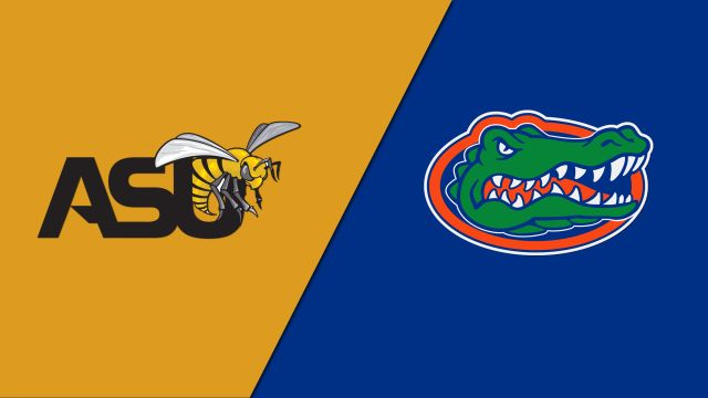 Alabama State vs. #10 Florida (First Round) (NCAA Women's Volleyball Tournament)