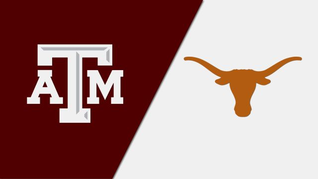 Texas A&M Aggies vs. Texas Longhorns