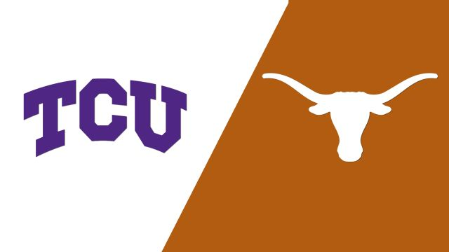 TCU vs. Texas (re-air)