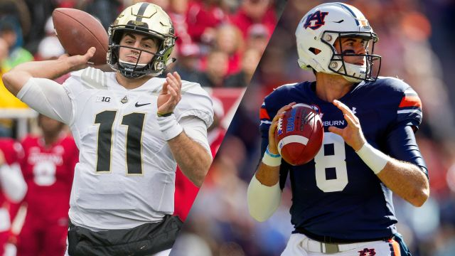 Purdue vs. Auburn (re-air)
