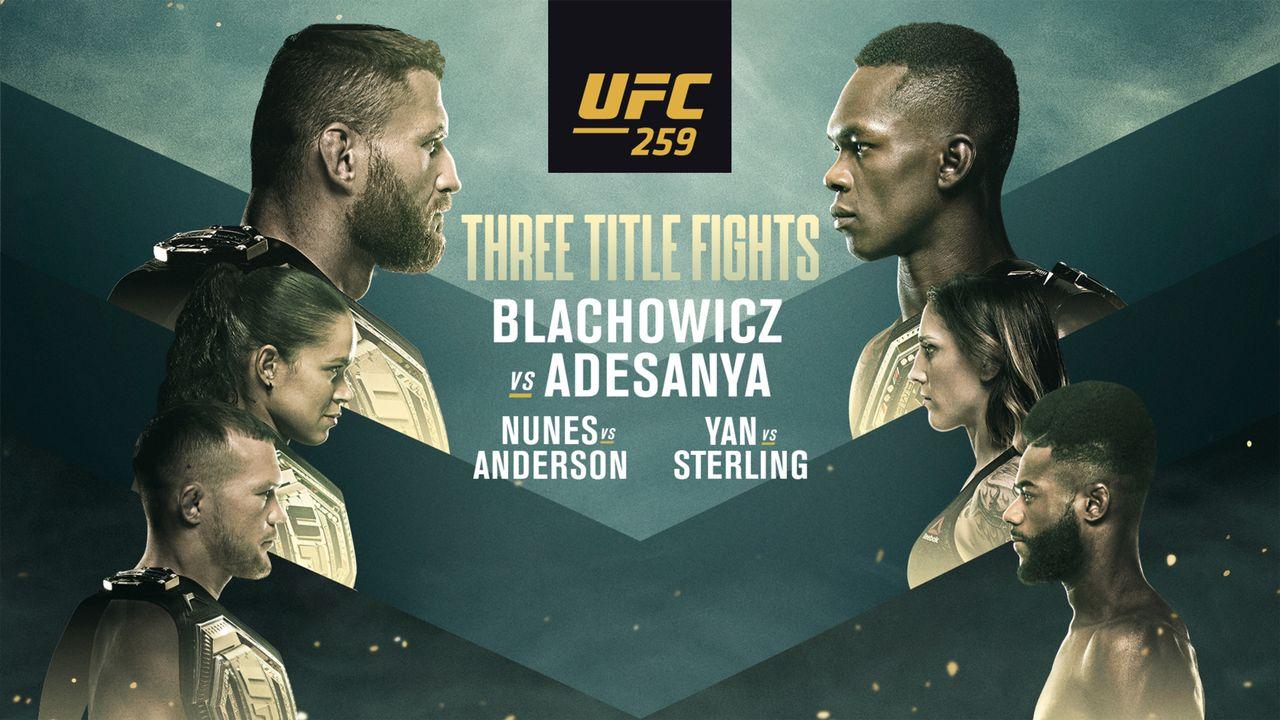 UFC 259 Countdown: Blachowicz vs. Adesanya | Watch ESPN