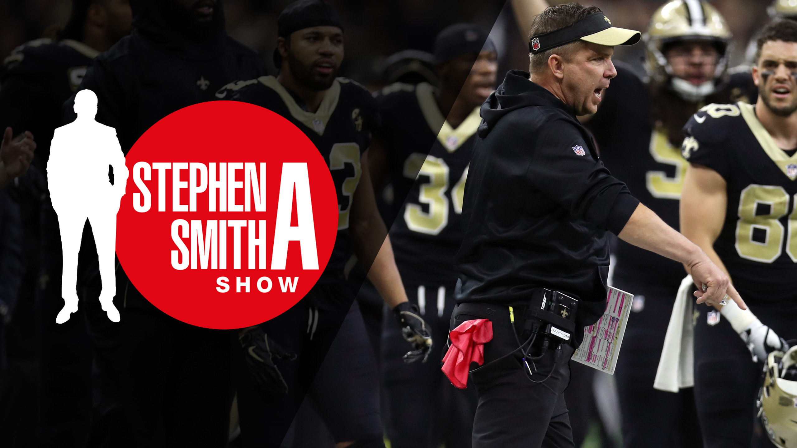 Mon, 1/21 - The Stephen A. Smith Show