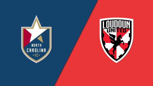 North Carolina FC vs. Loudoun United FC (USL Championship)