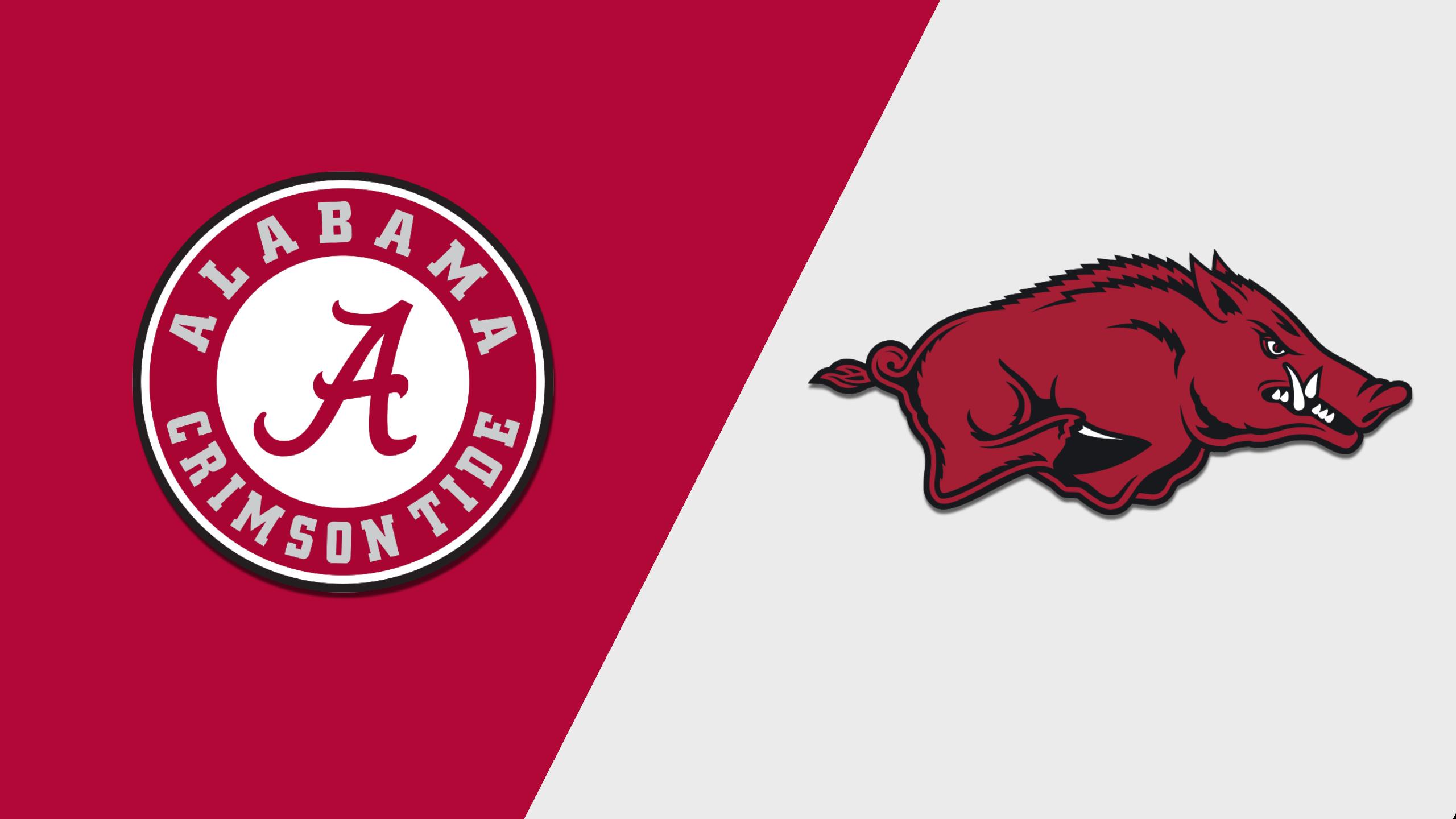 Alabama vs. Arkansas (M Basketball)