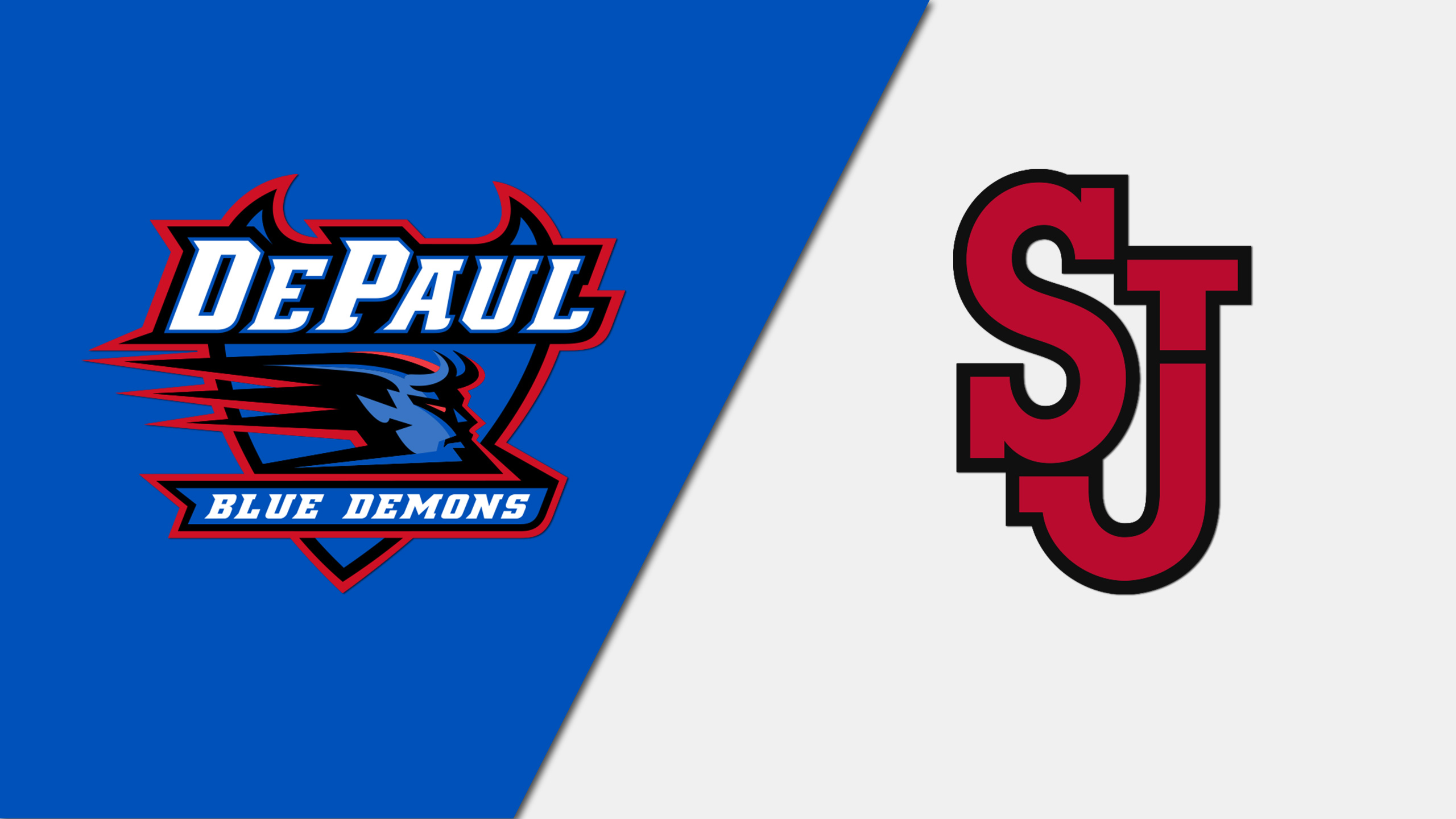 DePaul vs. St. John's (Softball)