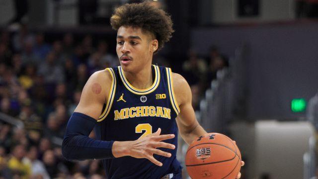 Michigan vs. Minnesota (M Basketball)