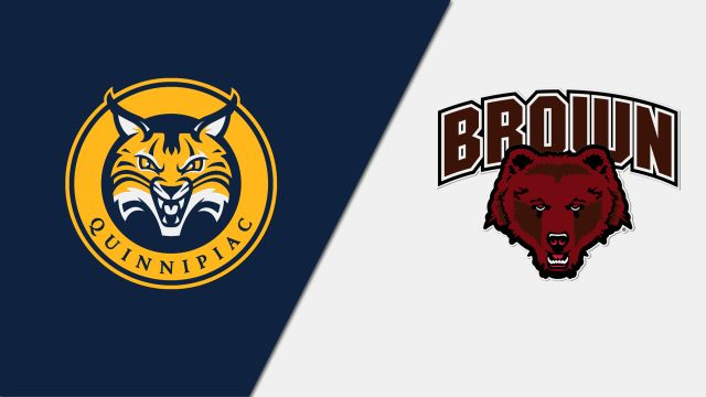 Quinnipiac vs. Brown (Court 1) (M Tennis)