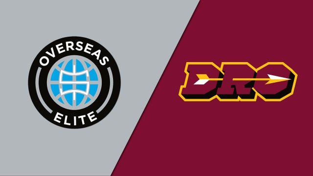 Overseas Elite vs. DRC (Regional Final)