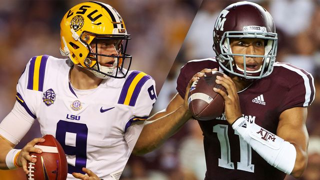 #7 LSU vs. #22 Texas A&M (re-air)