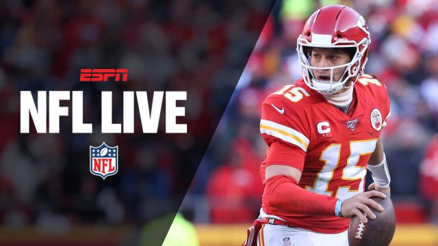 Mon, 1/27 - NFL Live Presented by Golden Corral