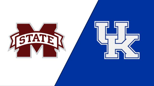 Mississippi State vs. Kentucky (W Volleyball)