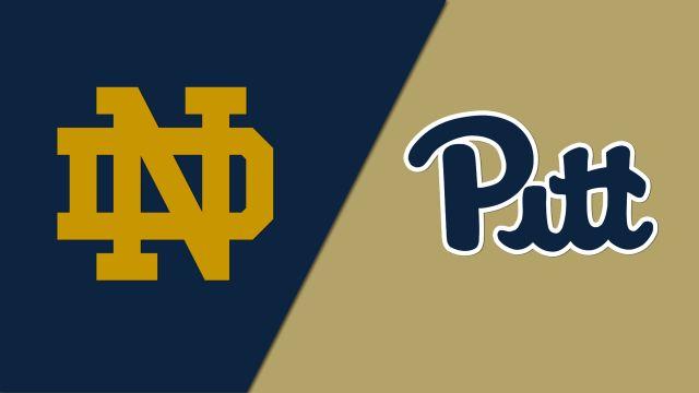 Notre Dame vs. Pittsburgh (Baseball)
