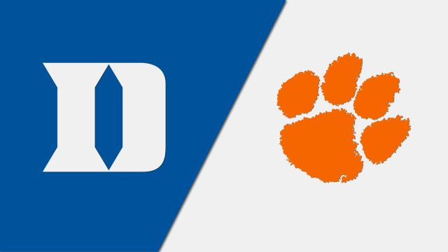 Duke vs. Clemson (W Basketball)