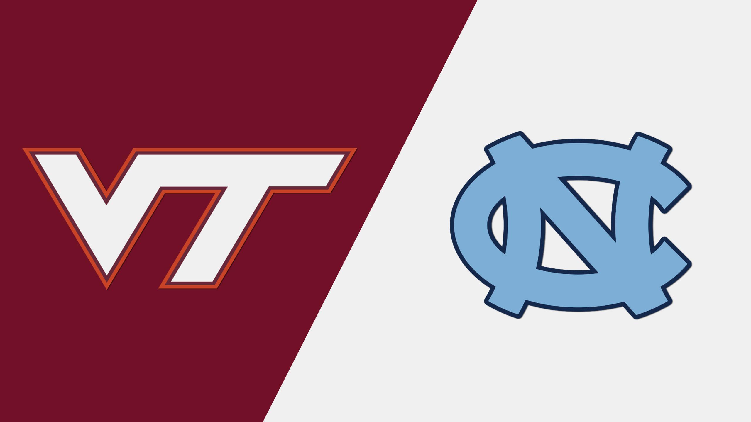 Virginia Tech vs. North Carolina (Football)