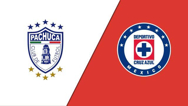 In Spanish-Tuzos del Pachuca vs. Cruz Azul (Jornada 12) (Liga MX)
