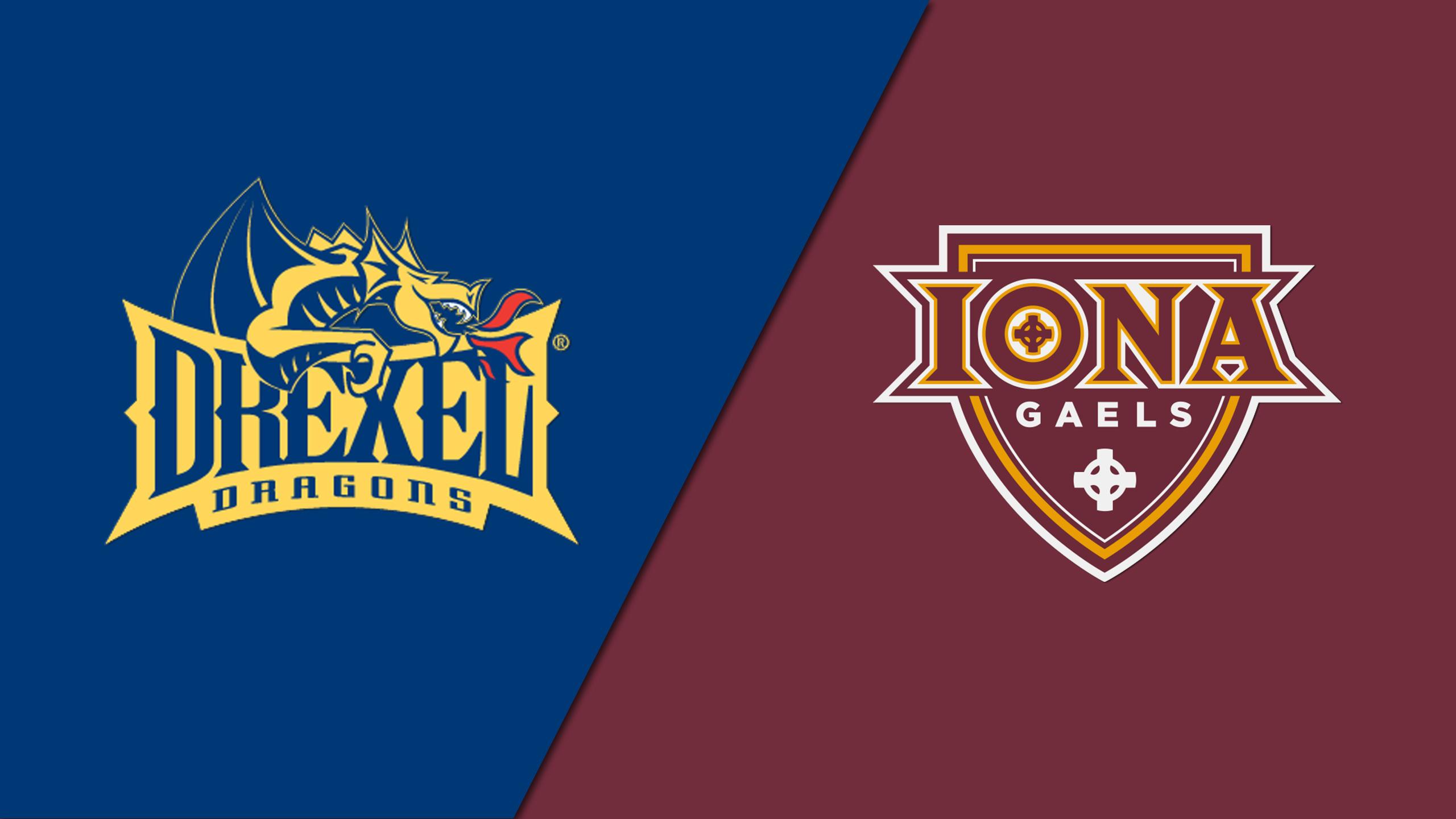 Drexel vs. Iona (W Lacrosse)