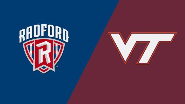 Radford vs. Virginia Tech (Baseball)