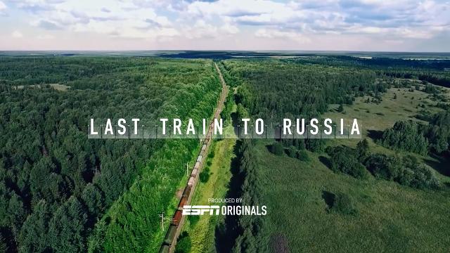 Last Train to Russia: Episode 5: Kazan