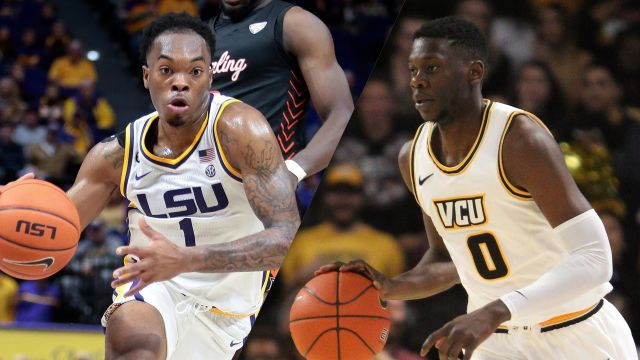 Wed, 11/13 - #23 LSU vs. VCU (M Basketball)