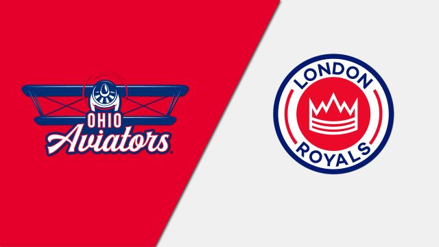 Ohio Aviators vs. London Royals