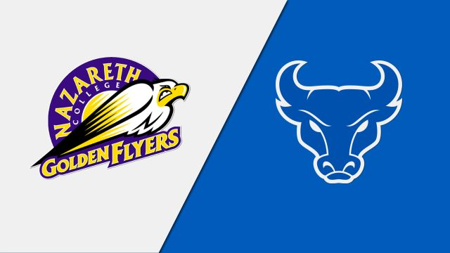 Nazareth (NY) vs. Buffalo (M Basketball)
