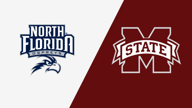 North Florida vs. Mississippi State (W Volleyball)