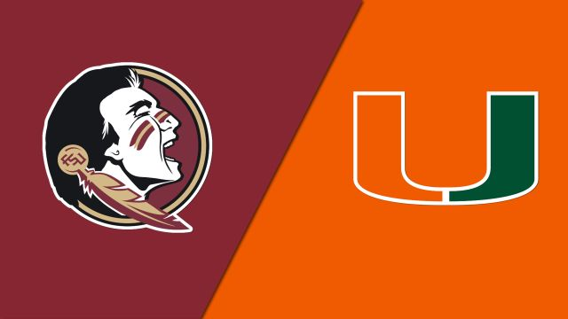 Florida State vs. Miami