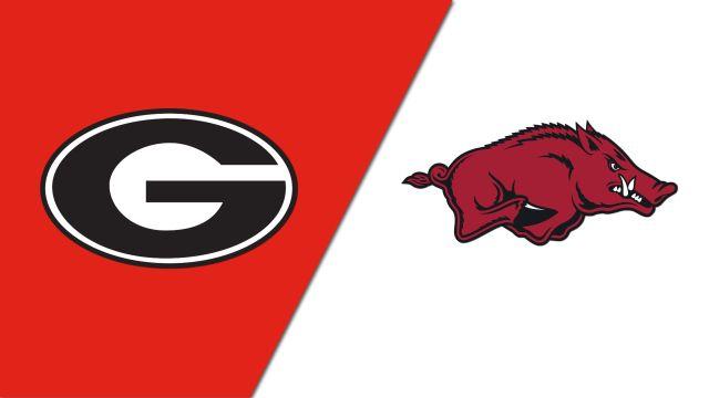 Georgia vs. Arkansas