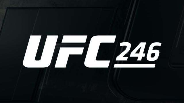 Tue, 1/14 - Unlocking Victory: UFC 246