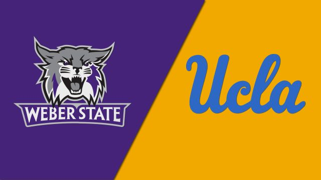 Weber State vs. #2 UCLA (Site 8 / Game 2) (NCAA Softball Championship)