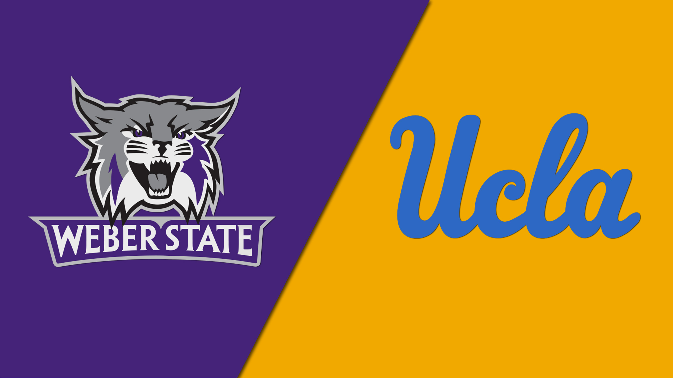 Weber State vs. UCLA (Site 8 / Game 2) (re-air)